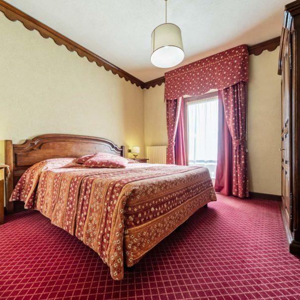 camera matrimoniale letti singoli - jumeaux hotel tre stelle cervinia