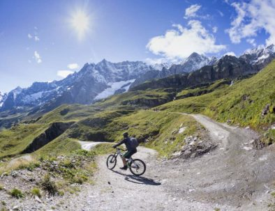 Mountain Bike Ebike - Jumeaux hotel tre stelle cervinia