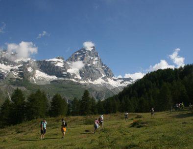 escursioni guidate cervino - jumeaux hotel tre stelle cervinia